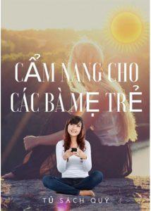 Download sách Cẩm Nang Cho Các Bà Mẹ Trẻ Ebook PDF