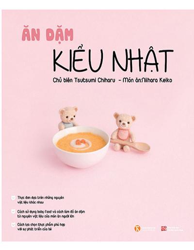 Download sách Ăn Dặm Kiểu Nhật Ebook PDF